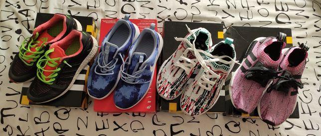 Adidas Adidas Nike Boost NMD 41 (em separado)