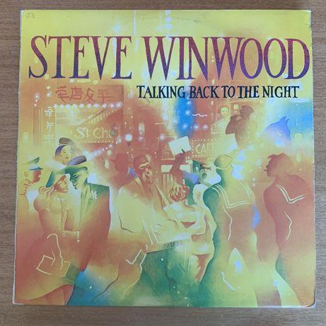 Steve Winwood - Talking Back To The Night (vinil)