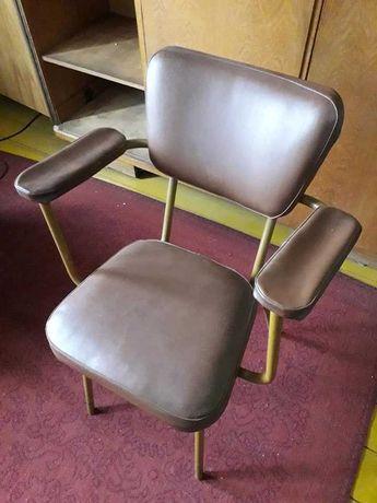 Zabytkowy fotel krzesło vintage PRL