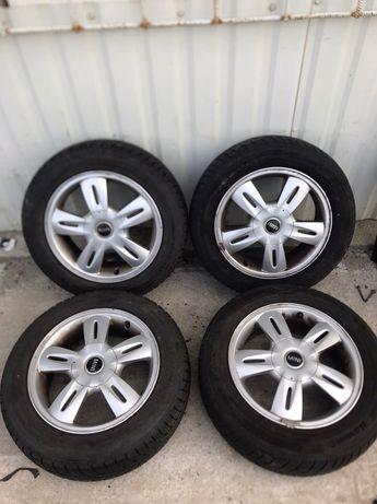 Диски 4x100xR15 MINI Opel VW