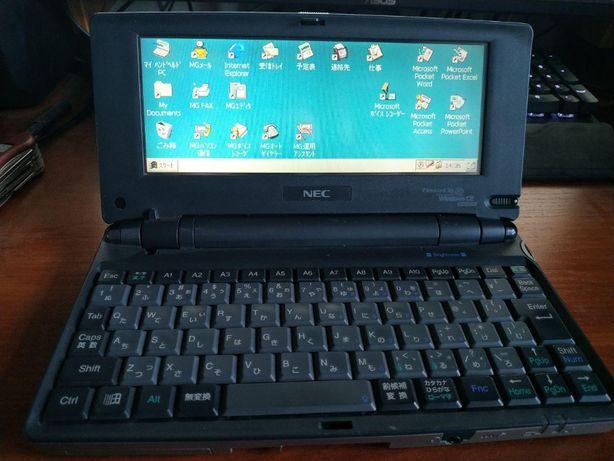 Карманный компьютер NEC Mobile Gear II MC-R520 (в коллекцию)