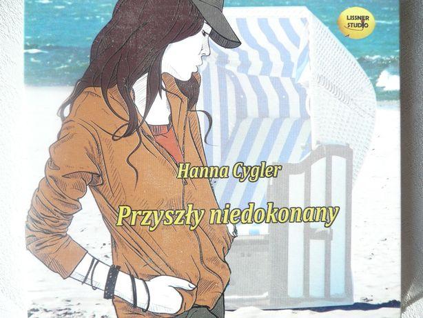 Przyszły niedokonany Hanna Cygler 1 CD mp3 audiobook