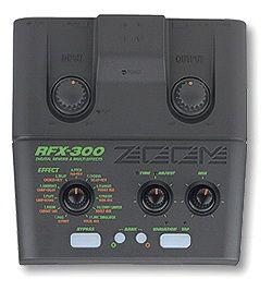 Zoom RFX-300 – процессор эффектов - ревербератор