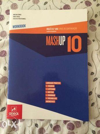 caderno de atividades de inglês 10º ano NOVO