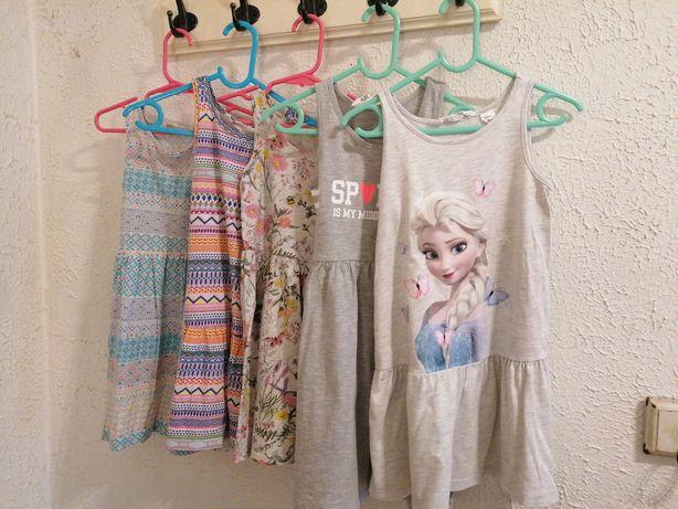 Zestaw sukienek 4-6Hm