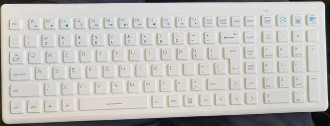 Bezprzewodowa klawiatura medyczna RKM-IK550OFWL (6 sztuk)