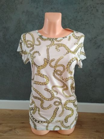 Koszulka damska bluzka S M L XL