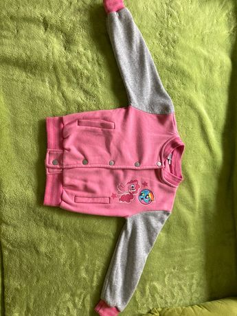 Ciepła bluza my little pony 110/116