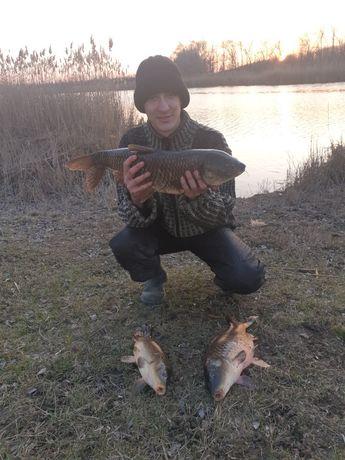 Рыбалка!!! Спіймай Більшу!!! Отличное место для отдыха