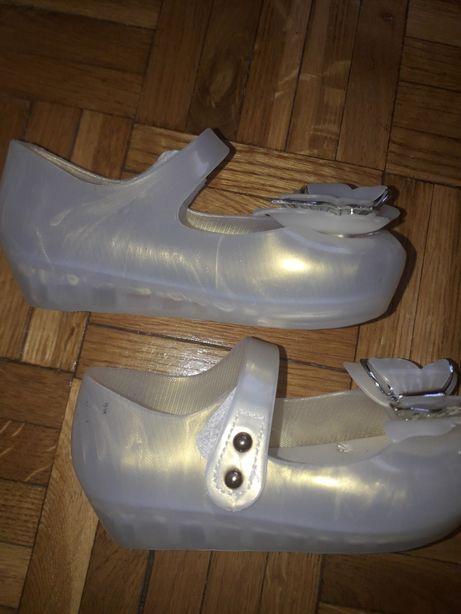 Buty Nowe balerinki 12,5cm wkładka