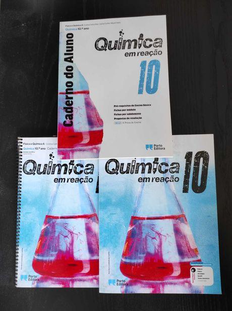 Manual Química 10º Ano