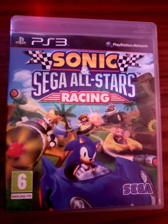 Sonic & Sega All-Stars Racing PS3