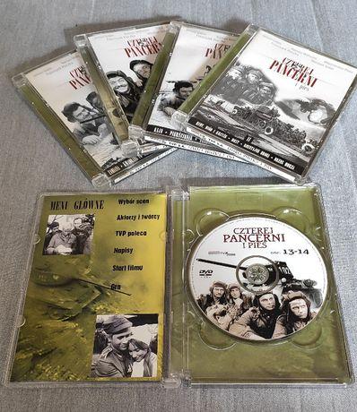 Czterej pancerni i pies - wydanie kolekcjonerskie DVD