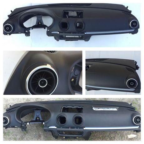 Перетяжка восстановление торпеды автомобиля после ДТП. Ремонт Airbag.