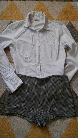 Zestaw koszula i spodenki