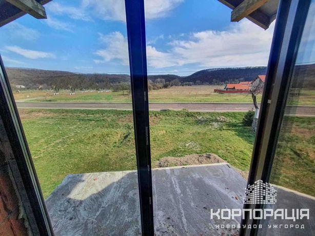 Продається недобудова, встановлено вікна, 13 соток землі, гарний район