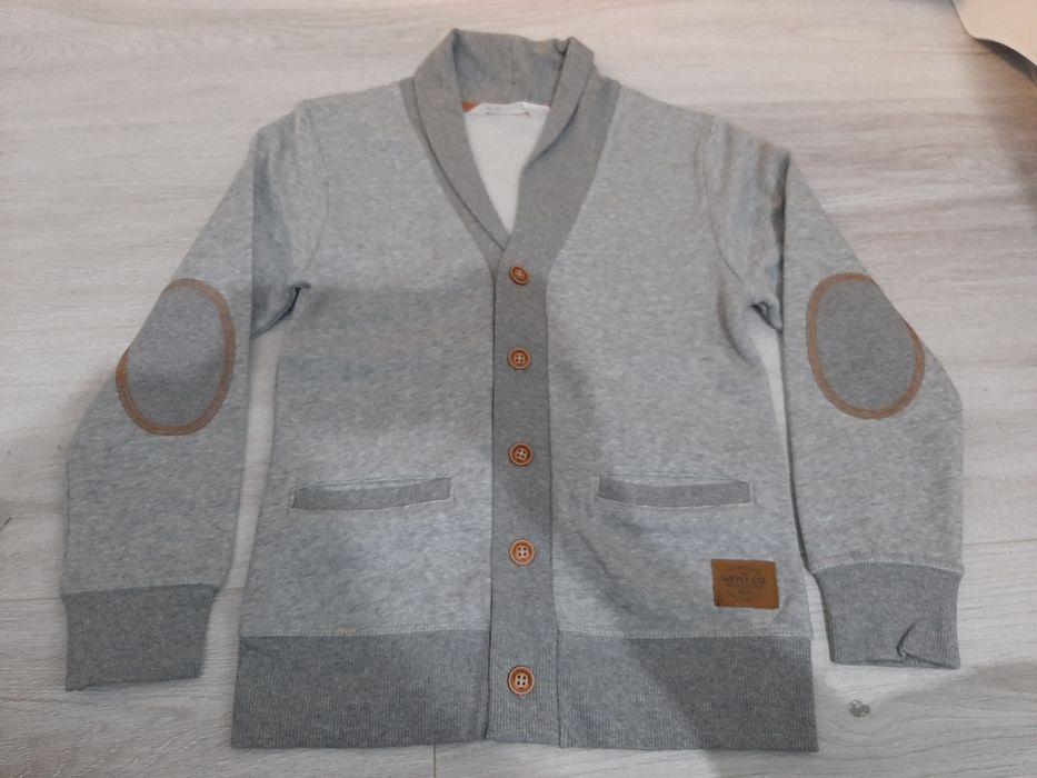 Bluza sweter kardigan h&m 122/128 Nowy Tomyśl - image 1