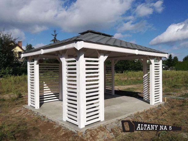 Altana 3x4 altanki, altany, altana ogrodowa, altana drewniana, wiata