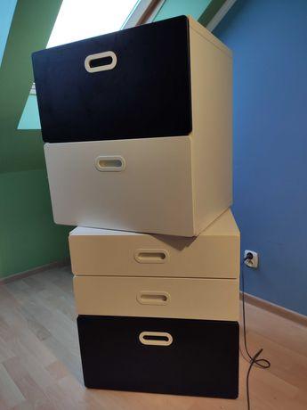 Dwie komody dla dzieci IKEA z szufladami