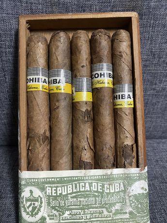 Charutos cubanos! Para colecionadores!