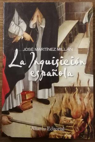 la inquisición española, josé martínez millán, alianza editorial