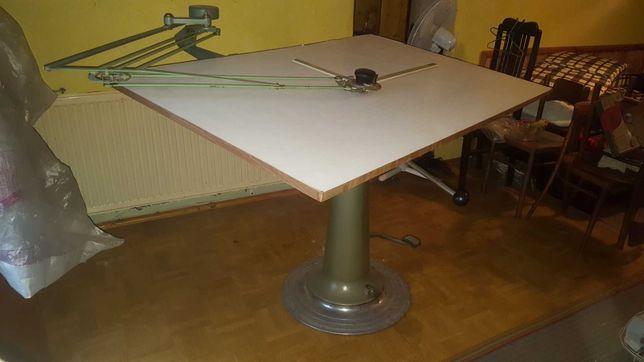 Stół kreślarski, biurko