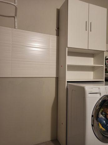Szafka łazienkowa nad pralkę biała stan bardzo dobry