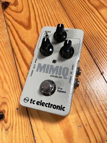 Pedal de guitarra tc electronic Mimiq Doubler