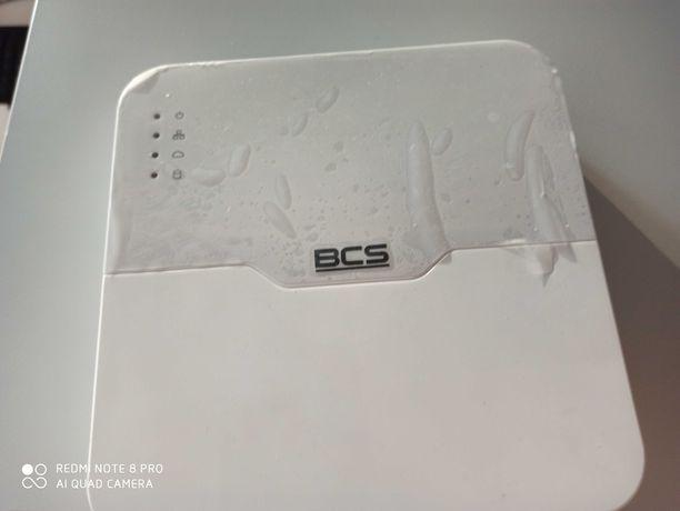 Rejestrator Bcs 4 kanałowy