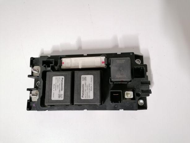 Caixa junção/fusíveis/relés de bateria toyota hybrid