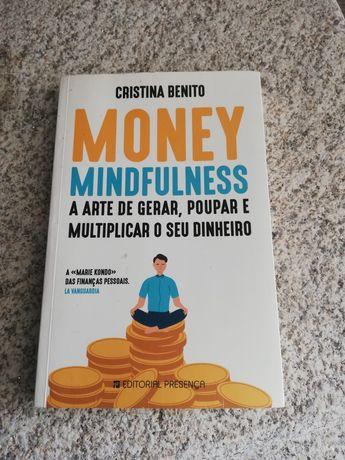Livro Money Mindfulness de Cristina Benito