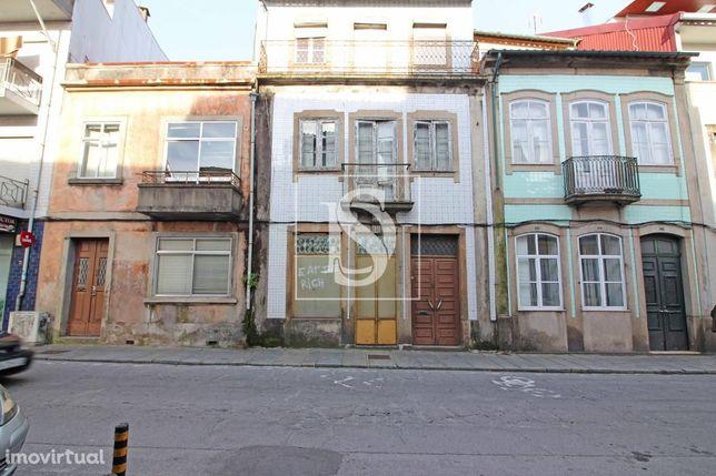 Prédios para restauro em Braga