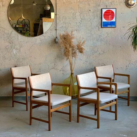 Skandynawskie krzesla Vintage prl design