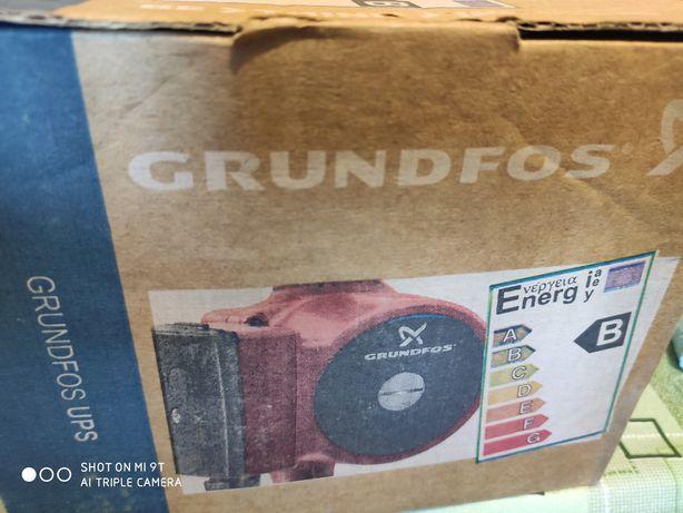новые насосы для отопления Грундфос