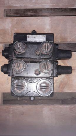 Rozdzielacz hydrauliczny do koparko ladowarki