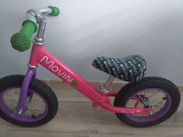 Rowerek biegowy dziewczęcy