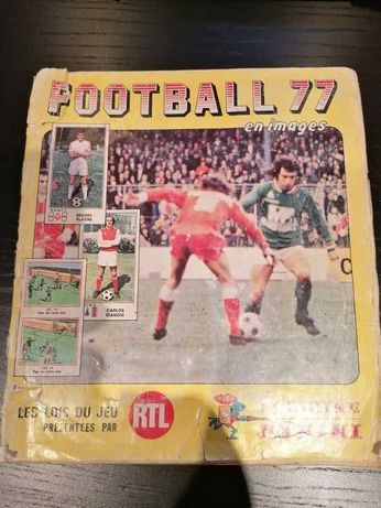 PANINI FOOTBALL 77 en images