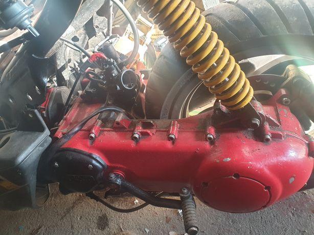 Silnik Aprilia SR, SR/R/Factory Piaggio