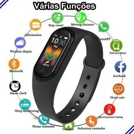 Relógio Smartwatch Smartband M6 Inteligente