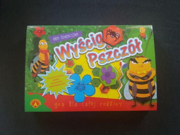 Gra planszowa Wyścig Pszczół