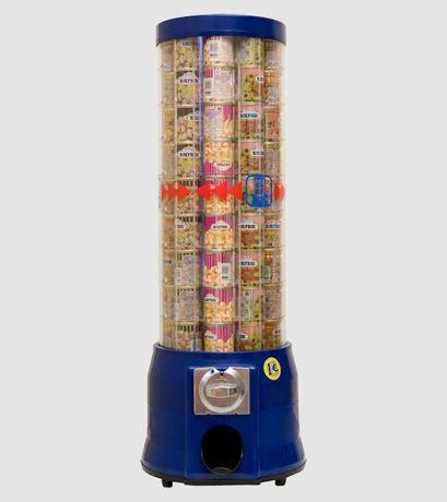 Máquinas de aperitivos Salysol