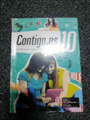 Manual de espanhol de 10ºano