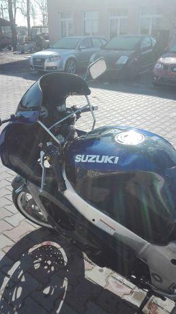 Suzuki gs r 600