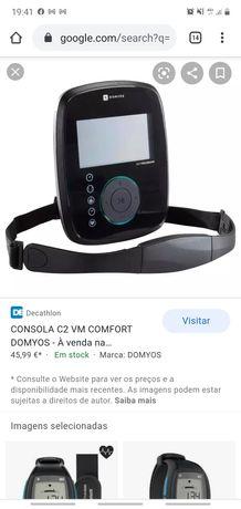 Fita cardeo para conectar com cycling / elitica ou passadeira