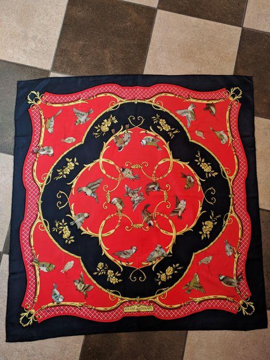 Шелковый платок hermes paris la cle des champs Каменское - изображение 1