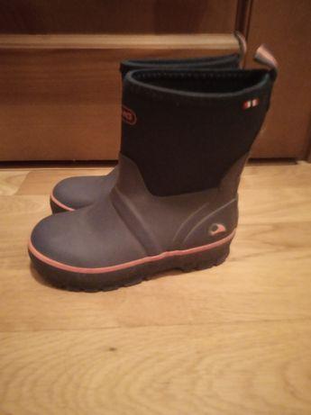 Гумаки, гумачки, резинові чоботи, сапоги 26 размер