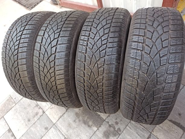 Зимняя резина 225/60 R16 Dunlop Winter Sport 3D