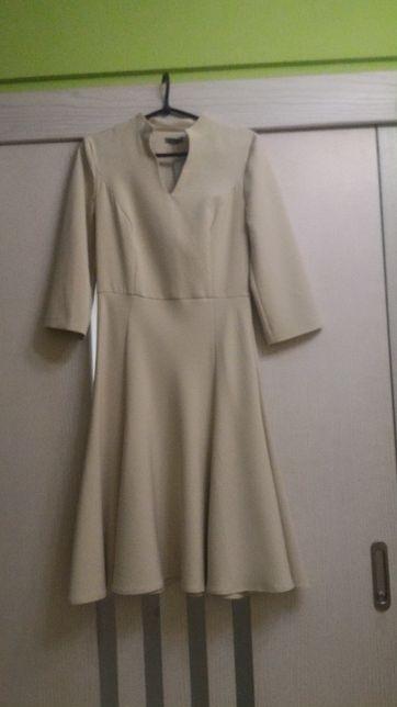 spring, платье супер качество. М, 46р.