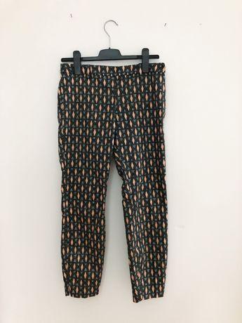 Cygaretki spodnie H&M 38 M