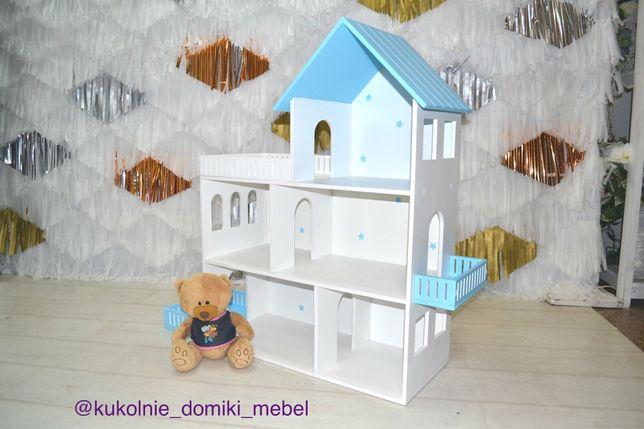 Кукольный домик, домик для кукол Барби, ЛОЛ,Монстер Хай